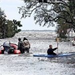 Harvey and Irma to slow US economy but rebound should follow
