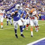 Colts hold off Browns 31-28