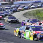 Busch gets NASCAR playoff win in New Hampshire