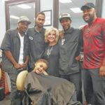 Salon owners offer free haircuts to local students