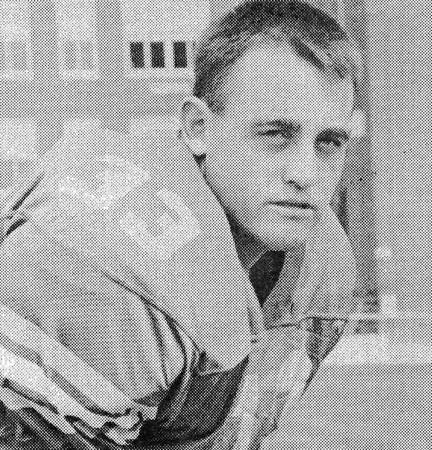 Linebacker Ted Liette played a big role for the St. Marys Roughriders.