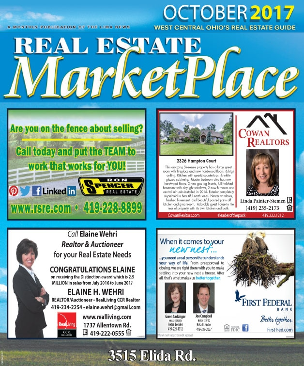 Real Estate Marketplace October 2017