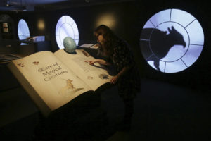 Harry Potter exhibit marks 20th anniversary of first book