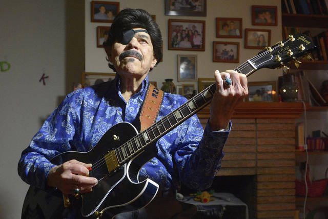 al hurricane godfather of new mexico music dies the lima news. Black Bedroom Furniture Sets. Home Design Ideas