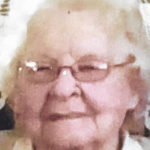 99th birthday: Maxine Evans