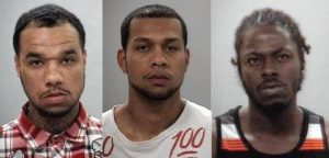 3 Lima men jailed after police chase