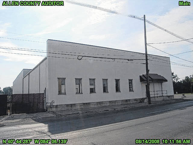 The Lima Packing Company, which moved in 1906 from the North Main Street site to a plant in the 200 block of South Central Avenue, shown here, closed in 1957 after more than five decades as a regional meat packer.