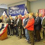 Business owners endorse Cheney