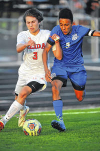 Relentless Elida wins in boys soccer