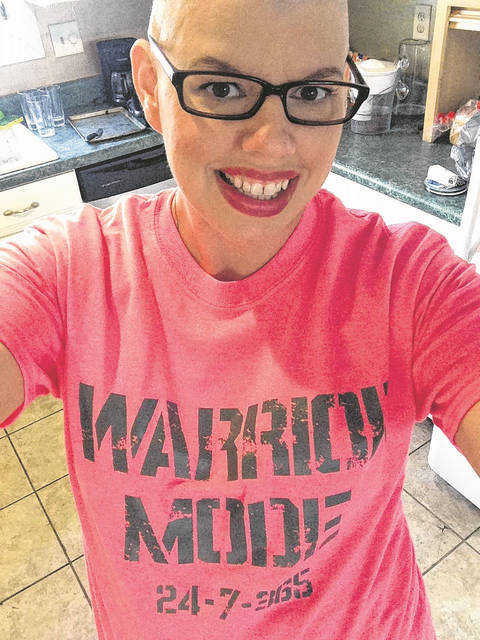 Jeri Moyes was diagnosed on May 26, 2015, at age 40, with ductal carcinoma in situ: Cancer of her milk duct.