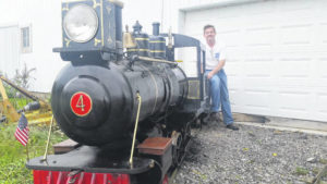 Fort Jennings Depot open house, last ever
