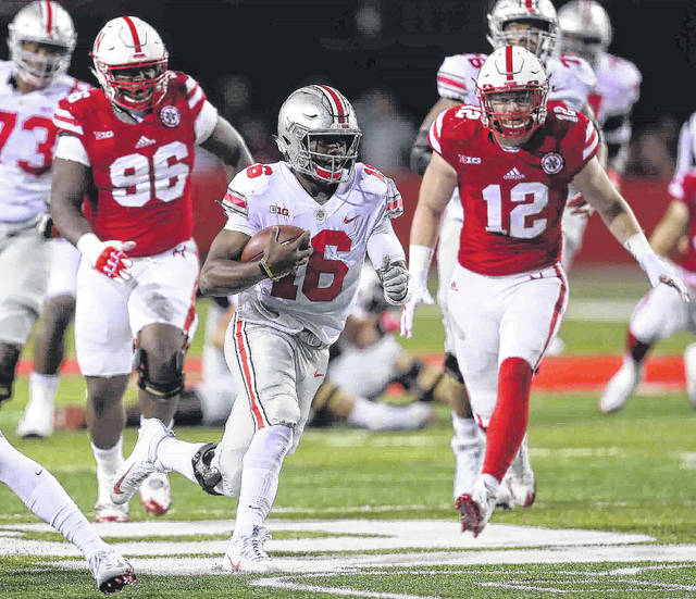 No looking ahead for Ohio State