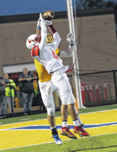 Miscues cost Perry against Lehman