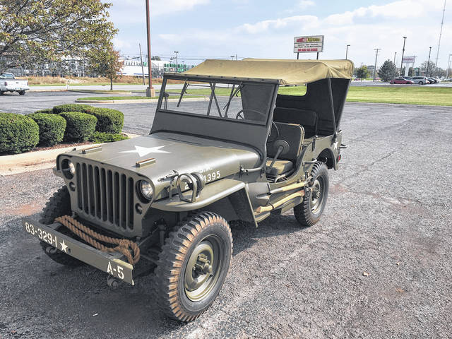 Identity Crisis 1942 Ford Gpw Jeep Originally Thought To Be A 1951