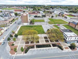 City seeks to take property for Rhodes project