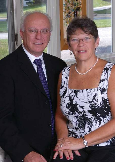 Larry and Shirley Copeland