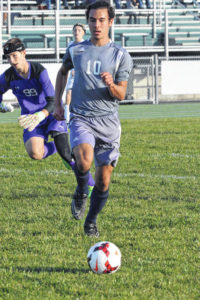 Record goal scorer Worsham delivers winning assist for Temple Christian