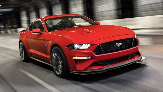 The 2018 Mustang GT will accelerate from zero to 60 mph in less than 4 seconds.