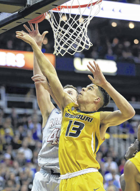 Missouri forward Michael Porter Jr. (13) has been compared to a young Kevin Durant.
