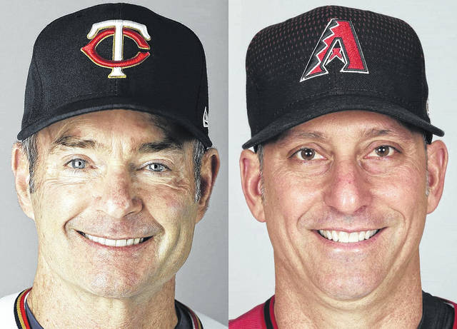 Minnesota's Paul Molitor and Arizona's Torey Lovullo each received 18 first-place votes in Manager of the Year balloting.