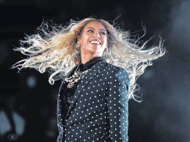 """Beyonce Knowles-Carter performs at a Get Out the Vote concert for Democratic presidential candidate Hillary Clinton in Cleveland. is joining the cast of """"The Lion King"""" to voice the role of Nala."""
