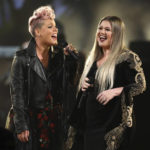 Musicians unite at American Music Awards