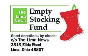 Empty Stocking brings hope, gifts
