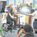 Kids learn about energy efficiency at North Middle School