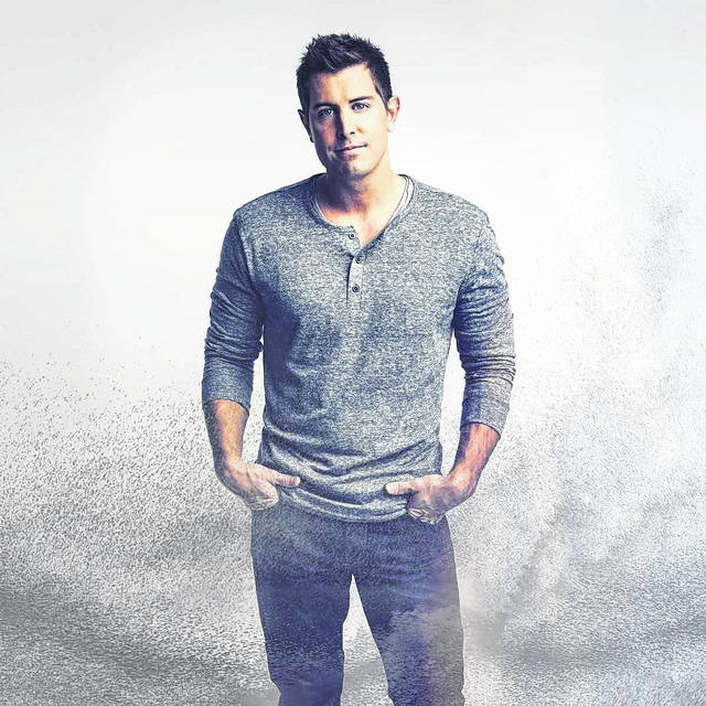 Christian singer Jeremy Camp will be in concert tonight at Niswonger Performing Arts Center in Van Wert. .
