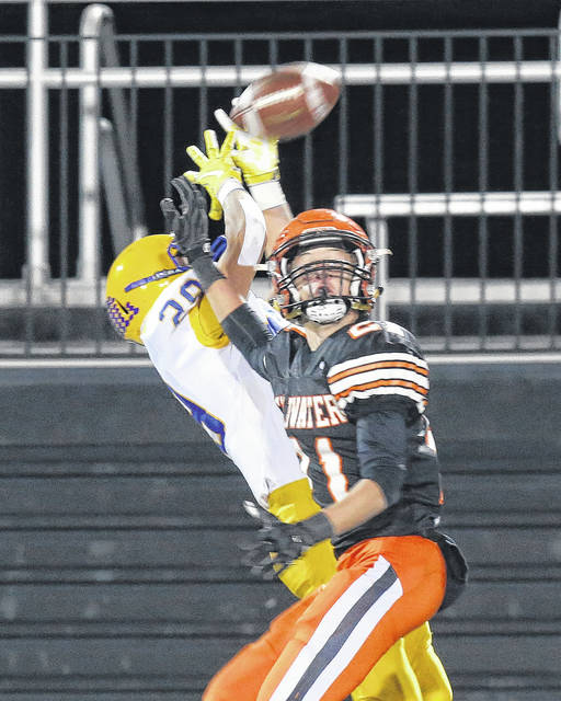 Coldwater can't cool off Marion Local