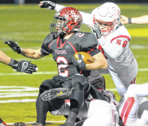 Norwalk St. Paul overwhelms Pandora-Gilboa