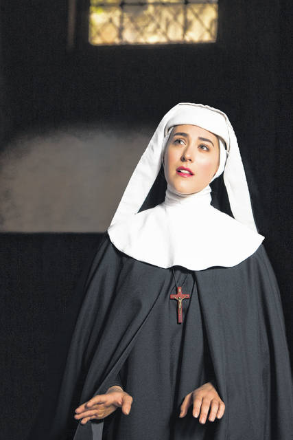 """The Mother Abbess, from """"The Sound of Music."""" The musical will be staged Thursday evening at Veterans Memorial Civic Center."""
