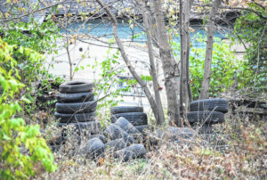 Ohio AG pursues illegal tire dumpers