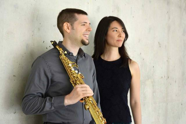 Dr. Andrew Liebermann and Stephanie Titus