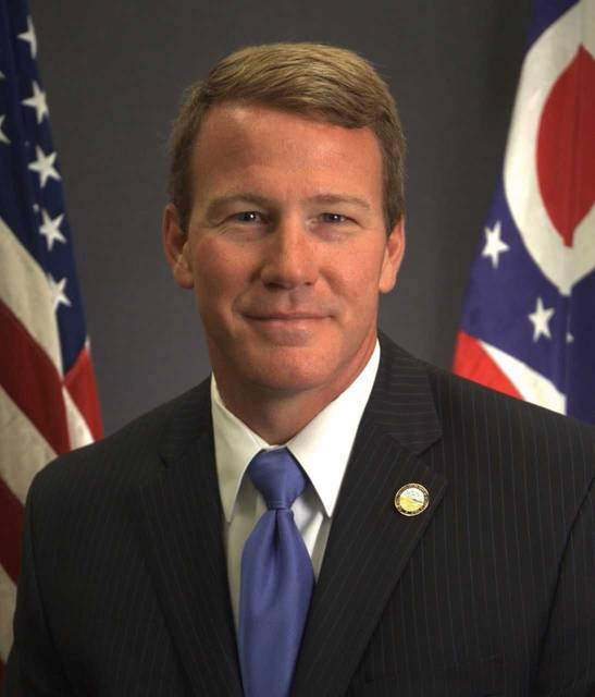 Secretary of State and 2018 candidate for Governor of Ohio, Jon Husted Submitted