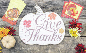 Thanksgiving sharing: Here's how to break the ice