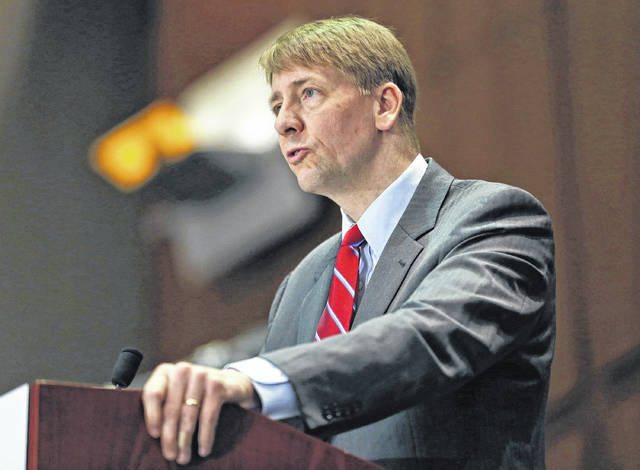 Ex-US consumer bureau head Cordray set to run for OH governor