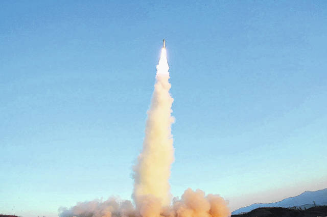 On Feb. 12, the Pukguksong-2 launched at an undisclosed location in North Korea. In the first month of Donald Trump's presidency, an American foreign policy scholar quietly met with North Korean officials and relayed a message: the new administration in Washington appreciated an extended halt in the North's nuclear and ballistic missile tests.