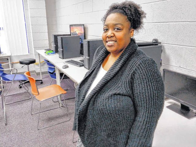 Kesha Drake, executive director of the Bradfield Community Center, announced that a computer coding class for area youth will be held at the center starting in January.