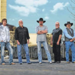 Country rebels performing at The Ohio Theatre