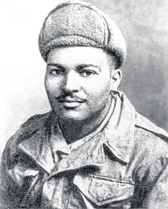 Sgt Cornelius Charlton earned the loyalty of his troops.