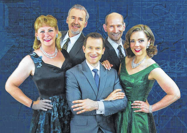Five By Design will perform with the Lima Symphony Orchestra on New Year's Eve, one of several events happening in the region.