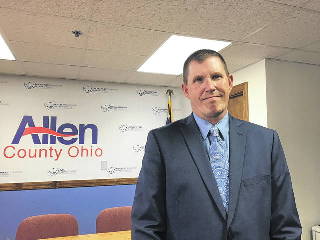 The Allen County commissioners appointed Joe Patton as director of Allen County Department of Job and Family Services on Thursday morning.