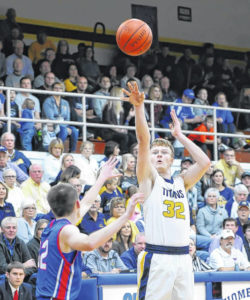 Ottawa-Glandorf trounces Liberty-Benton in boys basketball
