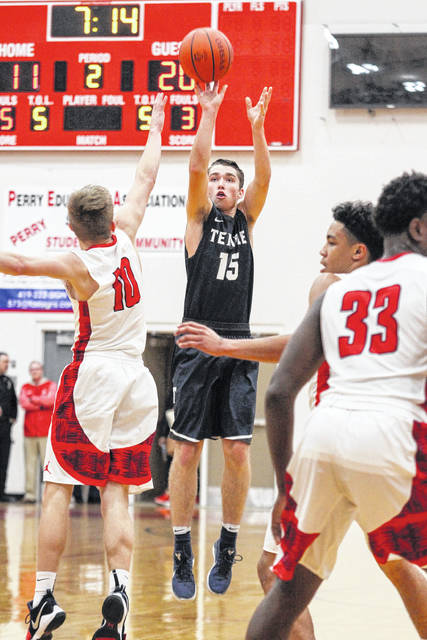 Temple Christian edges Perry in overtime