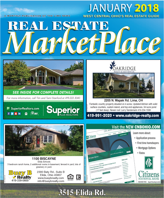 Real Estate Marketplace January 2018