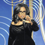 Oprah tops Golden Globes' notable moments