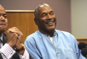 Lawyer: OJ Simpson is golfing a lot, staying in Las Vegas