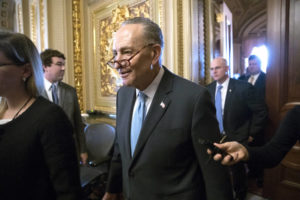 Senate Dems relent, vote to end shutdown; House to follow