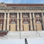 Sales tax facility improvement plan doesn't include historic building